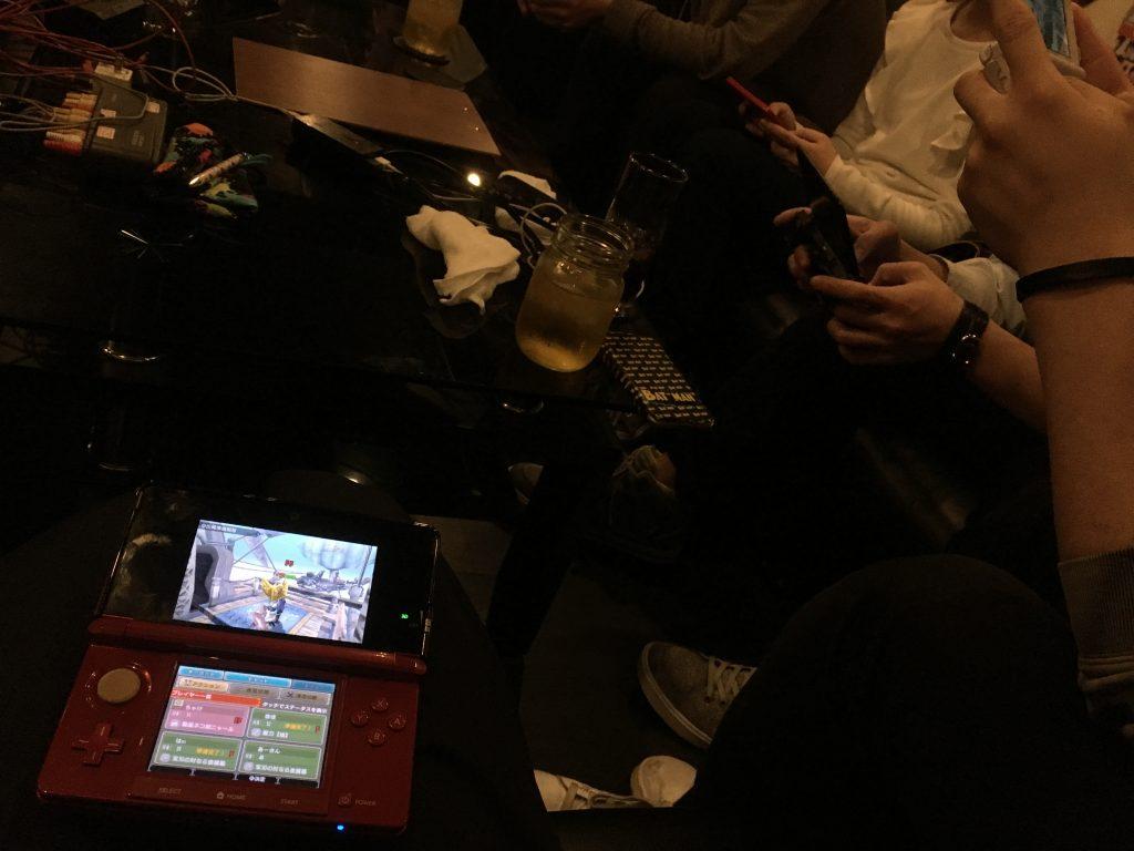 MHXX交流会