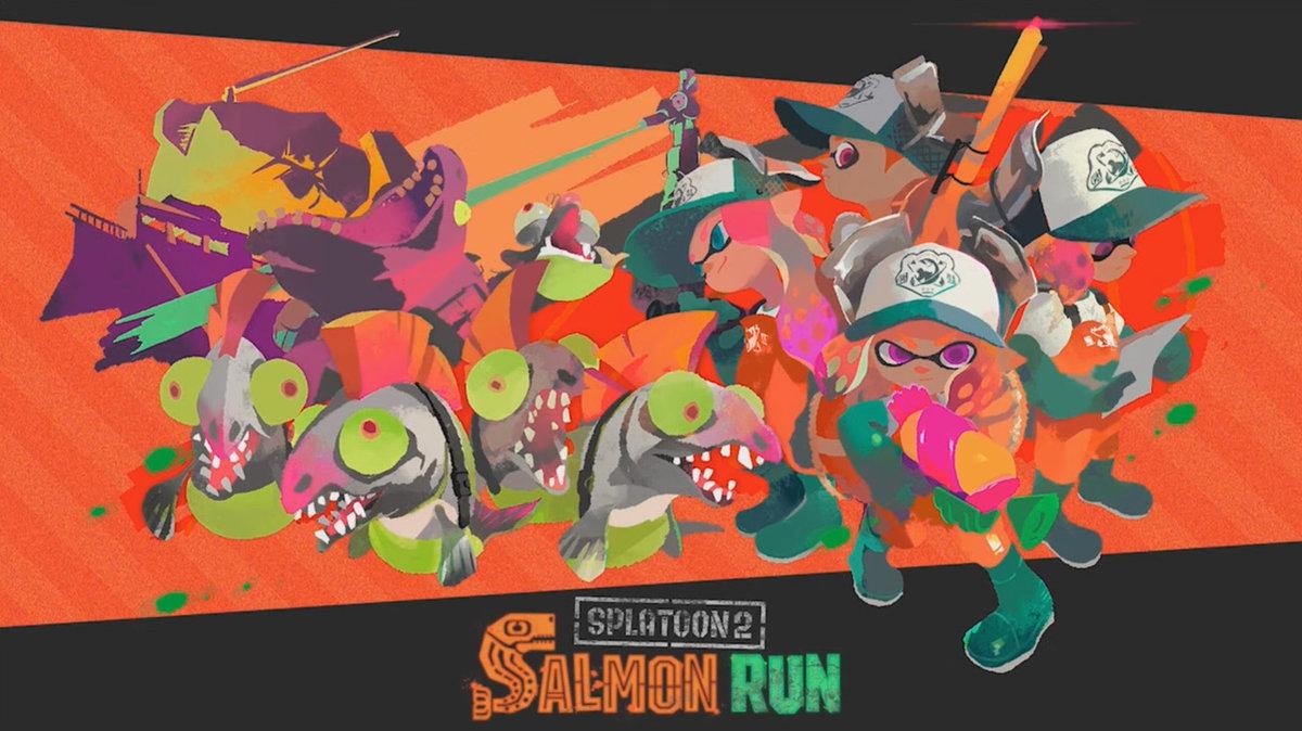Splatoon2 サーモンラン